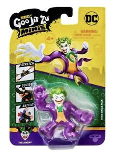 Heroes of Goo Jit Zu DC Super Heroes Joker Mini **NEW**