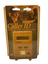 NOS Vintage 1991 Gemini Caller ID (TA10) Sealed Package