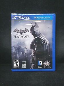 Batman Arkham Origins Blackgate  (PlayStation Vita / PS Vita) BRAND NEW
