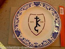LD416 Villeroy & Boch Kirchentag Dresden 1938 1888-1938 Schablonenmalerei best