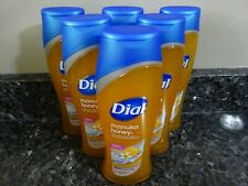 6 Dial MANUKA HONEY Enriching Skin Smart Moisturizing Body Wash Washes 21 FL oz.
