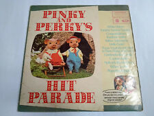 "MFP1282 Pinky And Perky's Hit Parade 12"" Vinyl LP MFP 1968 VG/G"