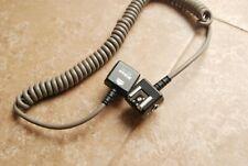 Nikon Sc 17 Ttl cable for Nikon