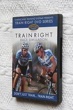 Train Right Race Simulation (DVD) R-All, Like new (Disc: New) Free post Auswide