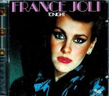France  Joli  Tonight (Made in Canada)    BRAND  NEW SEALED CD