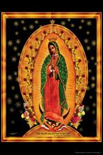 Our Lady of Guadalupe Quote Religious Art Mural Poster 36x54 inch