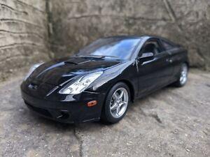 1/18 Toyota Celica GTS. Autoart. black. rare.