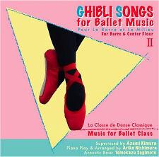 ANIME manga SOUNDTRACK CD Studio Ghibli Hayao Miyazaki totoro Ballet music