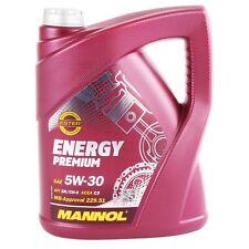 5W-30 5 Liter MANNOL ENERGY PREMIUM MOTORÖL BMW LL-04 MB 229.51 GM DEXOS2 API