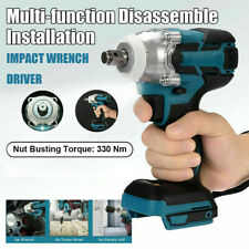1/2'' Brushless Cordless Impact Wrench Replace For Makita 18V Battery DTW285Z