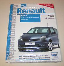 Reparaturanleitung Renault Clio II Benziner - ab 2001!