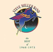 Steve Miller Band - The Best Of 1968-1973 [CD]