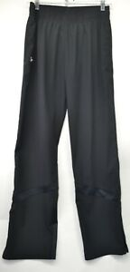 Under Armour Youth Black Large Activewear Sweat Athletic Pants  (F9)