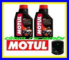 Kit Tagliando HONDA SH 300 11>12 SH300 + Filtro Olio MOTUL 7100 10W/40 2011 2012