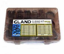 447PCS O-RING BOX Sealing Rubber Ring Kit Fit For Kobelco Excavator