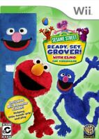 Sesame Street: Ready, Set, Grover - Nintendo  Wii Game