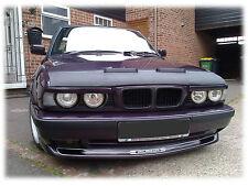 BMW 5 E34 1987-1996 CUSTOM CAR HOOD BONNET BRA FRONT MASK BRA DE CAPOT