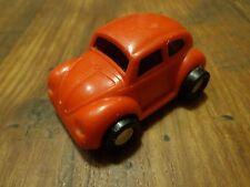 "Old 2.5"" Buddy L-Red Volkswagen Beetle Bug Car (Look)"