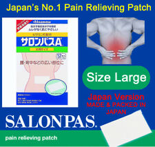 Salonpas Large Pain Relief Patch Muscle Relieving Fatigue Backache Hisamitsu Big