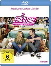The First Time - Dein erstes Mal vergisst Du nie! - Blu-ray Disc NEU + OVP!