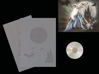 Airbrush Schablone Step by Step / Stencil / Zauberer 0446 Merlin mit Burg & CD