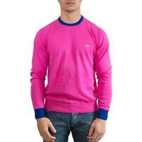 Harmont & Blaine Maglia T-Shirt Uomo Col Fuxia tg varie   -30 % OCCASIONE  
