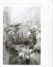 Luftwaffe  Herman Graf, Knights Cross  Photo.