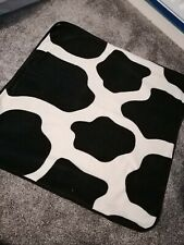 Next Baby Cow Print Fleece Blanket