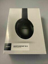 NEW SEALED Bose QuietComfort 35 QC35 II Noise Cancelling Headphones *BLACK*