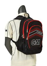 Gunn & Moore GM Cricket Autograph Backpack Zipped Kit Equipment Sports Rucksack