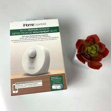ihome control wi-fi motion sensor Msrp$39. Brand new in The Box