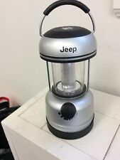 JEEP  LED Camping Hunting Outdoors Lantern Used Tested Works Great