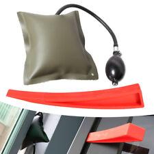 Air Pump Wedge Inflatable Bag Car Window Door Emergency Shim Entry Tools Kit