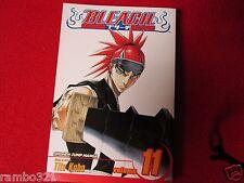 Bleach #11 English Language Anime Manga Ichigo Sasuke Kurosaki zanpakuto