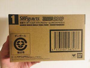 S.H. Figuarts Kamen Rider Build Trial Form (Rabbit Dragon) Tamashi Nations Event