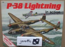 P-38 Lightning  In Action - Squadron/Signal