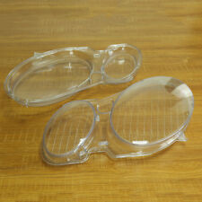 2*Car Headlight Clear Lens Cover For BENZ W211 E240 02-08 (Fits: Mercedes-Benz)