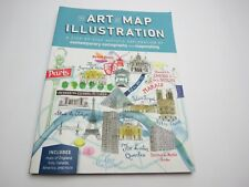 The Art of Map Illustration: A step-by-step artistic exploration of contemporary