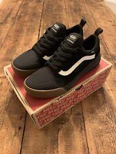 Vans Black Gum Ultrarange 3d Shoes - UK6 EU39