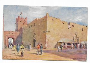 Nigeria, British Empire Exhibition; unused; by Charles E Flower