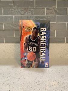 1996-1997 topps NBA Sealed Unopened basketball cards Series One🔥🔥🔥🔥🔥