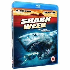Shark Week (Blu-ray, 2013)