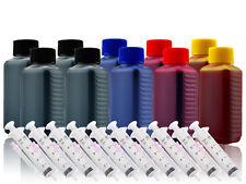 XL Nachfülltinte Drucker Tinte für CANON MG6300 MG6350 MG5450 MX920 MX925 IP7250