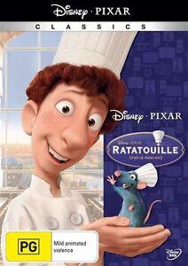 Ratatouille DVD : NEW