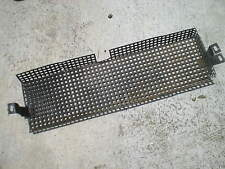 Porsche 911 Condenser Protection  Plate / Stone guard