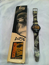 VINTAGE 1995 AMY FROM THE MOVIE CONGO WATCH NIB BUT NEEDS BATTERY