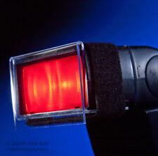 Universal Gel Holder for Flashguns. Holds Rosco Strobist Collection. Gel-Clip.
