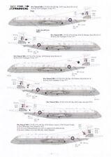 Xtradecal 1/72 BAe Nimrod Mr. 1 TODO EN BLANCO / LT Avión Gris Camo #72080