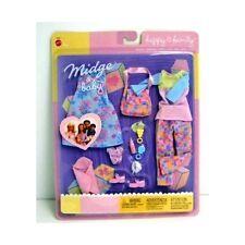 2003 RARE BARBIE HAPPY FAMILY MIDGE & BABY SPRINGTIME FASHION GIFT SET!!