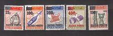 9405- Indonesia, Postage Due, Bayar Porto – lot of stamps – ** MNH